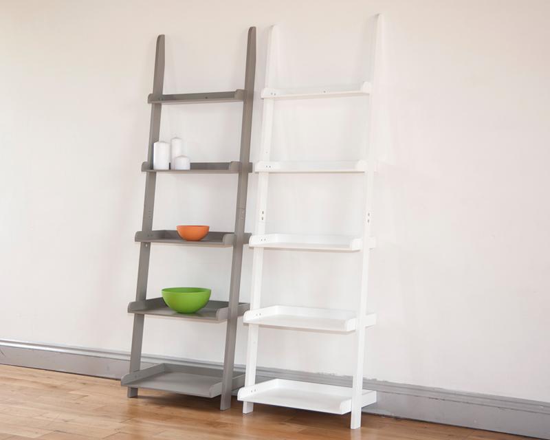 Storage Ladder Shelf Pop Attachment Experts In Small