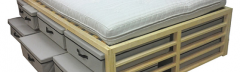 Coming soon! The New Wardrobe Bed will be available mid November