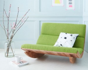 Baines & Frikker Rocker chair Futon Company