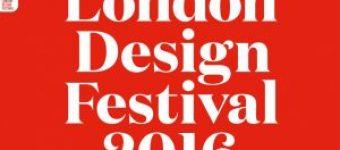 London Design Festival…