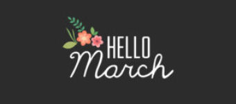 What's on March 2017