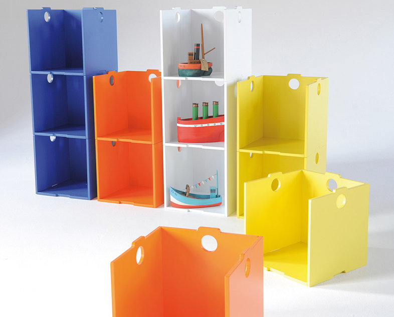 cube stack