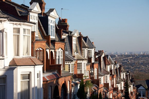 photo of Muswell Hill from The Sunday Times