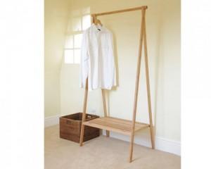 bamboo folding wardrobe