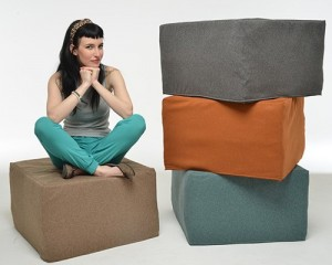 cube bed felt cover