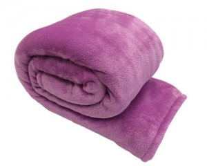 deep fleece bedspread