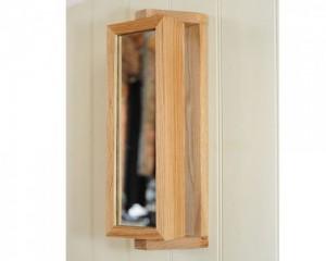 mirror key cabinet