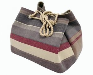 Square-Brown-Stripe-Laundry-Hamper