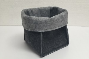SQUARE-COTTON-LINED-STORAGE-BASKET-BLACK-SMALL