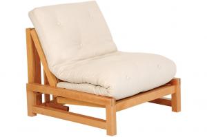 Futon Companylinear single seater sofa bed