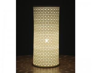 Futon Company ceramic lamps seville