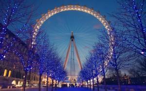 trees_London_buildings_London_Eye_ferris_wheels_United_Kingdom_Christmas_lights_1920x1200