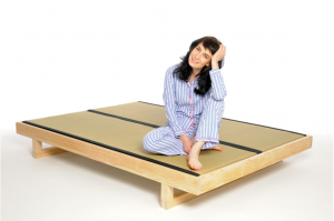 Mirage-Bed-fame-and-mats-with-model