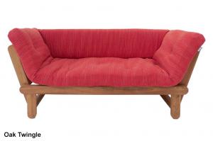 Oak-twingle-with-red-wicker-as-sofa