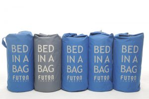 BED-IN-A-BAG---BLUE-AND-GREY