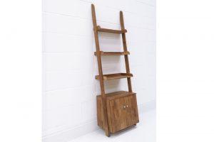 Oak-Narrow-leaning-cabinet
