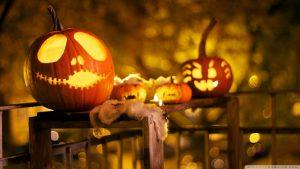 Halloween wall 6