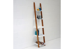bamboo-and-white-35cm-ladder-shelf-on-angle-dressed