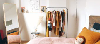 Expert space saving hacks for your wardrobe