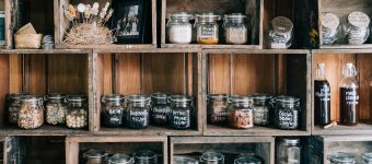 Create your own spruced-up pantry space